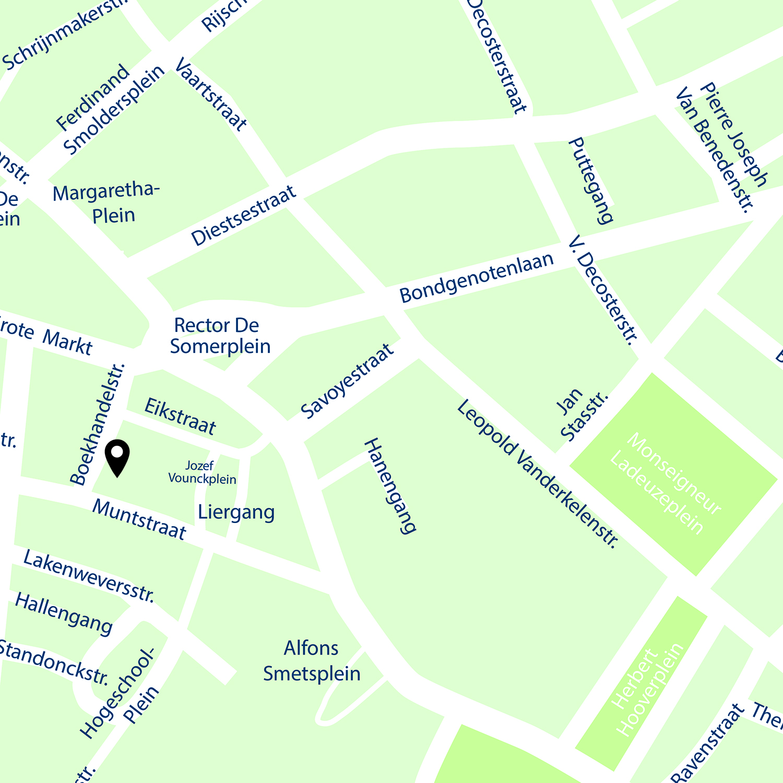 map Cera