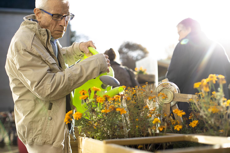 Jardin des cureyes lauréat concours photos Cera