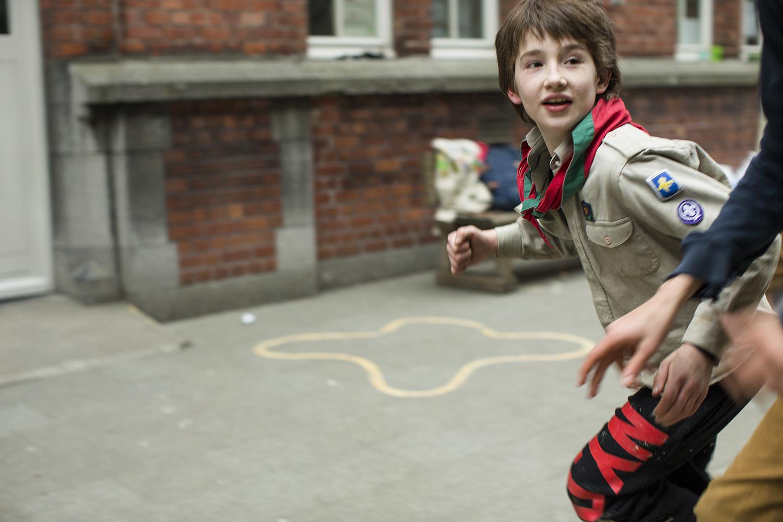 Scouts Molenbeek laureaat Cera fotowedstrijd